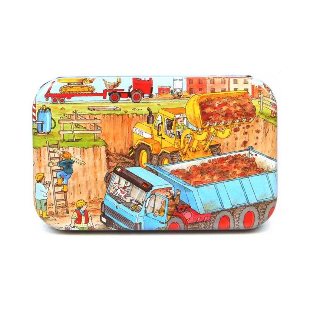 puzzle nakladne auta