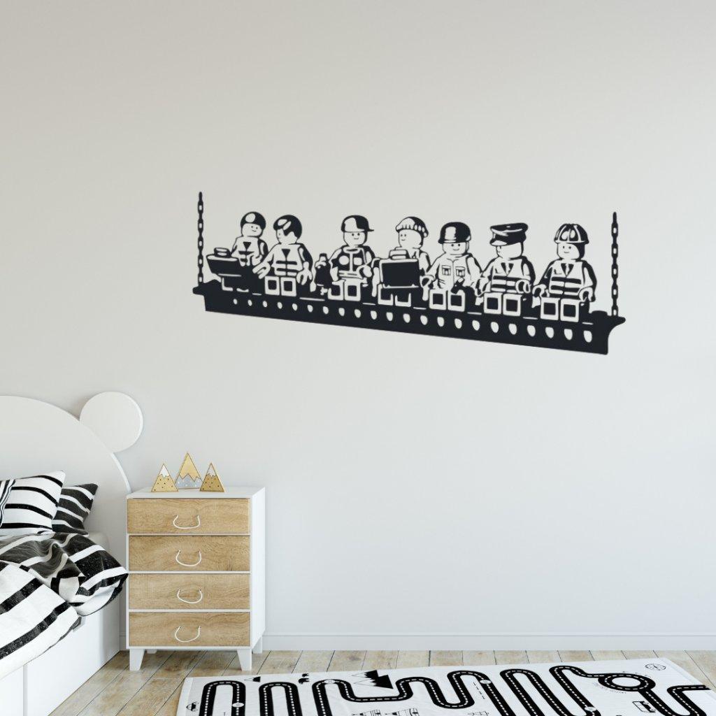 Lego postavičky úvod