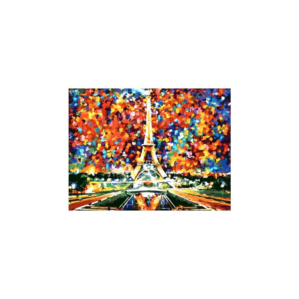 Farebný Paríž