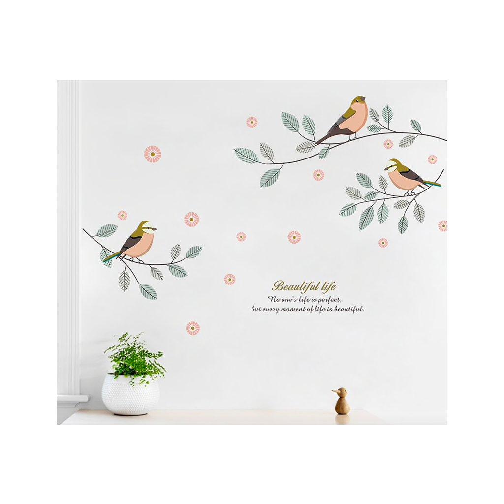 Vtáky na konároch 2 úvod