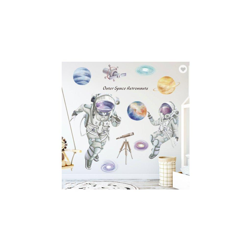 Astronauti úvod