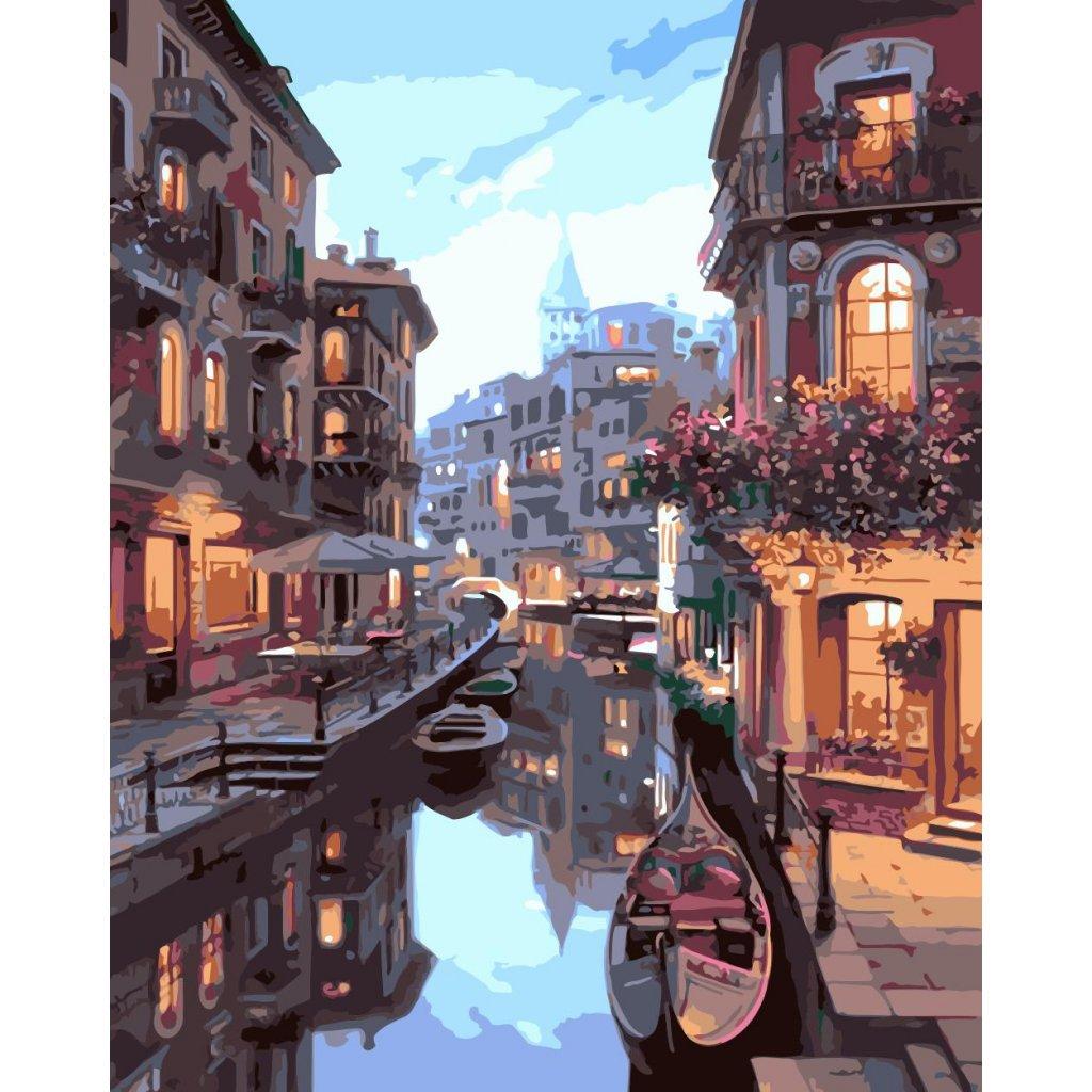 WM 926 新威尼斯夜景
