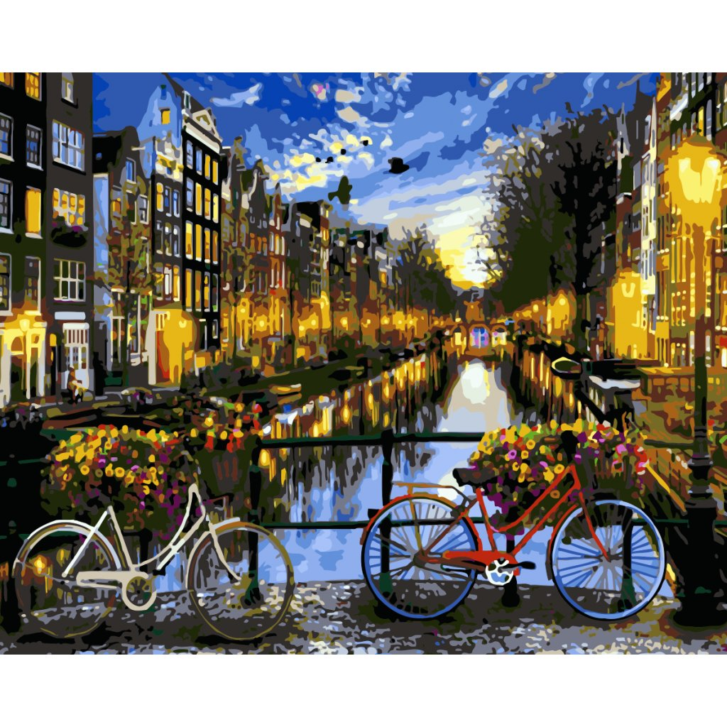 WM 813 阿姆斯特丹