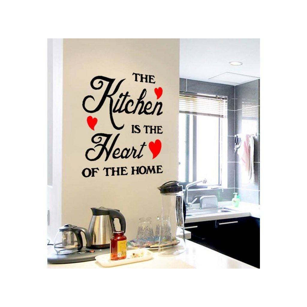 "Autocolant de perete ""Bucătărie"" 36x30 cm"