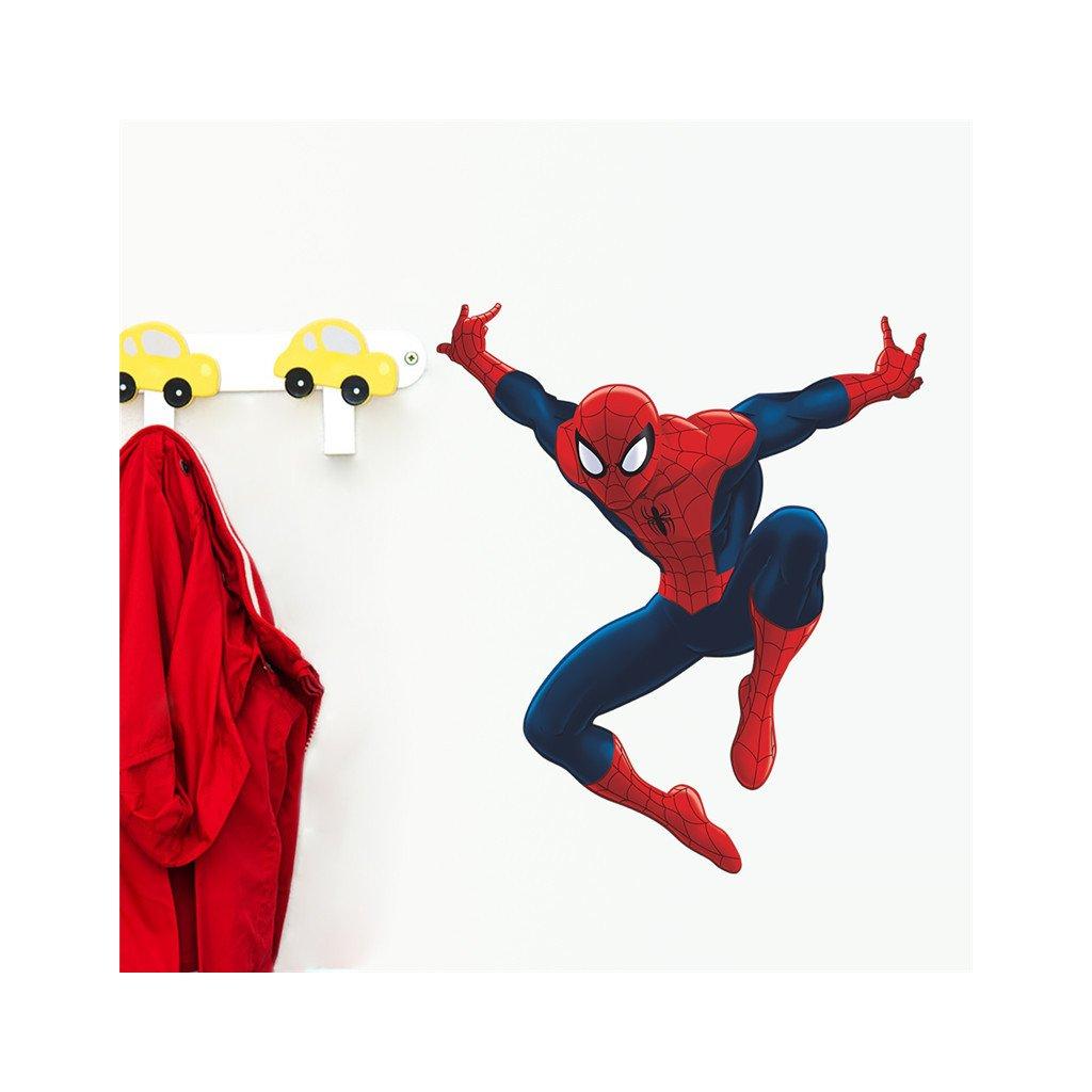 "Autocolant de perete ""Spider-man"" 40x47 cm"