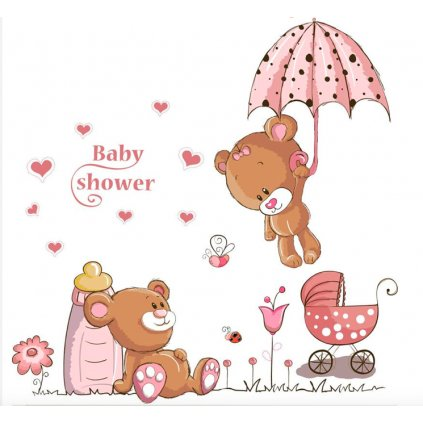 Ružové medvedíky úvod