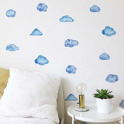 "Autocolant de perete ""Nori"" 8 - 11 cm"