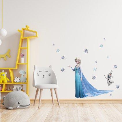 Elsa a Olaf