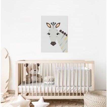 Geometrická zebra