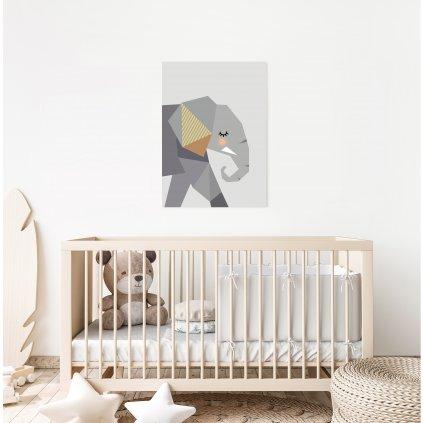 Geometrický slon