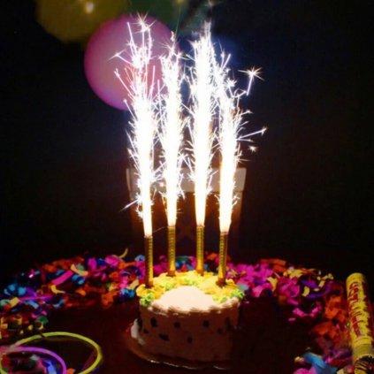 Lumânare de ziua de naștere - 10 cm