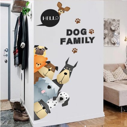 Psia rodina 2 úvod