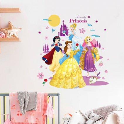 Disney princezné 3 úvod