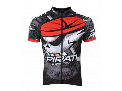 pirati cyklo dres a