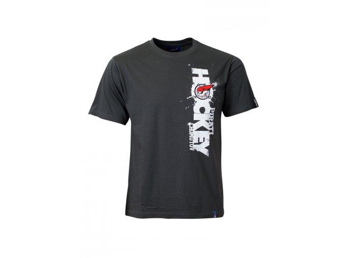 Pánské tričko PIRÁTI VERTICAL gray