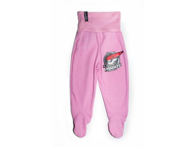 Polodupačky PIRÁTI pink