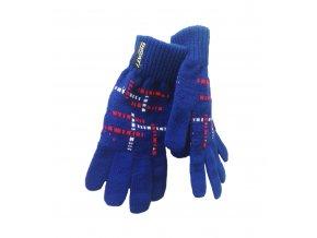 Pletené rukavice PIRÁTI