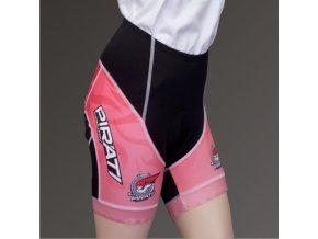 Dámské cyklo kalhoty PIRÁTI krátké