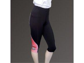 Dámské cyklo kalhoty PIRÁTI dlouhé