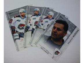 Hokejové karty - sada 4 ks - sada 2