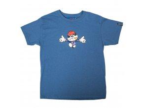 Dětské tričko PICAROON blue