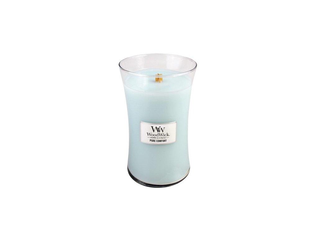 svicka ovalna vaza woodwick cistota a pohodli 609 5 g i39205