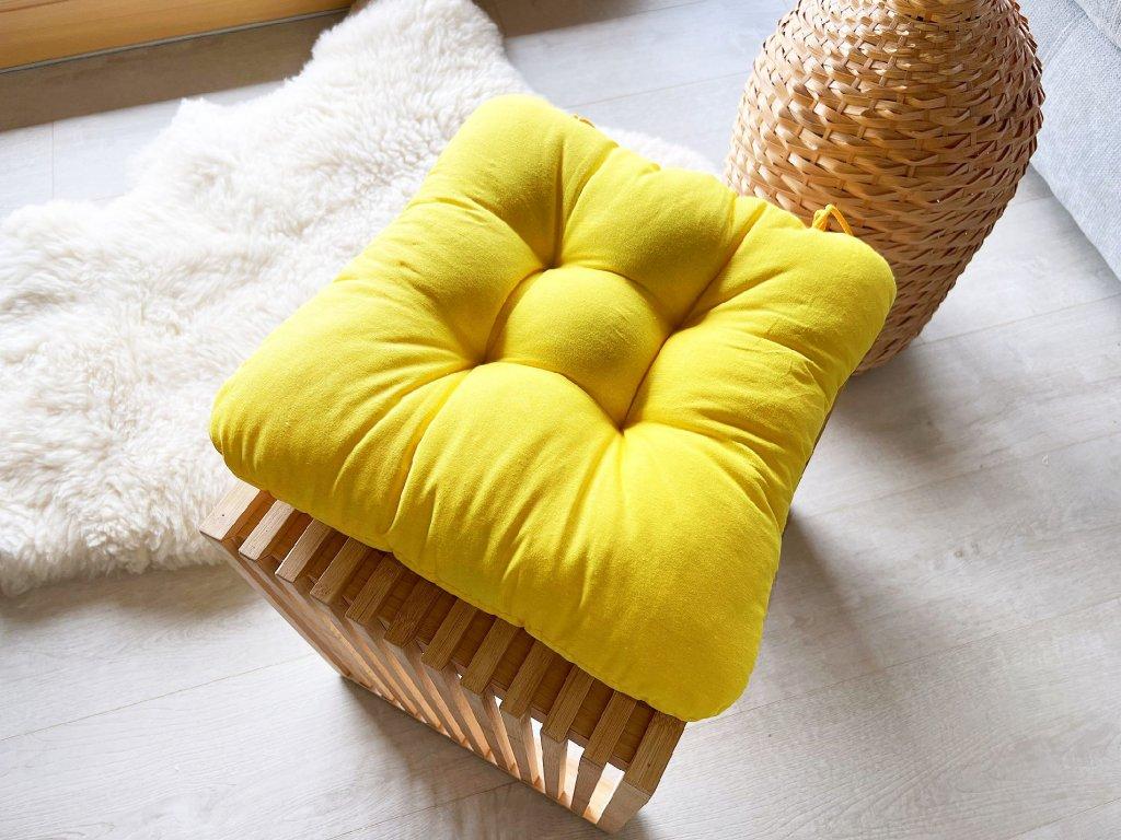 sedák žlutý