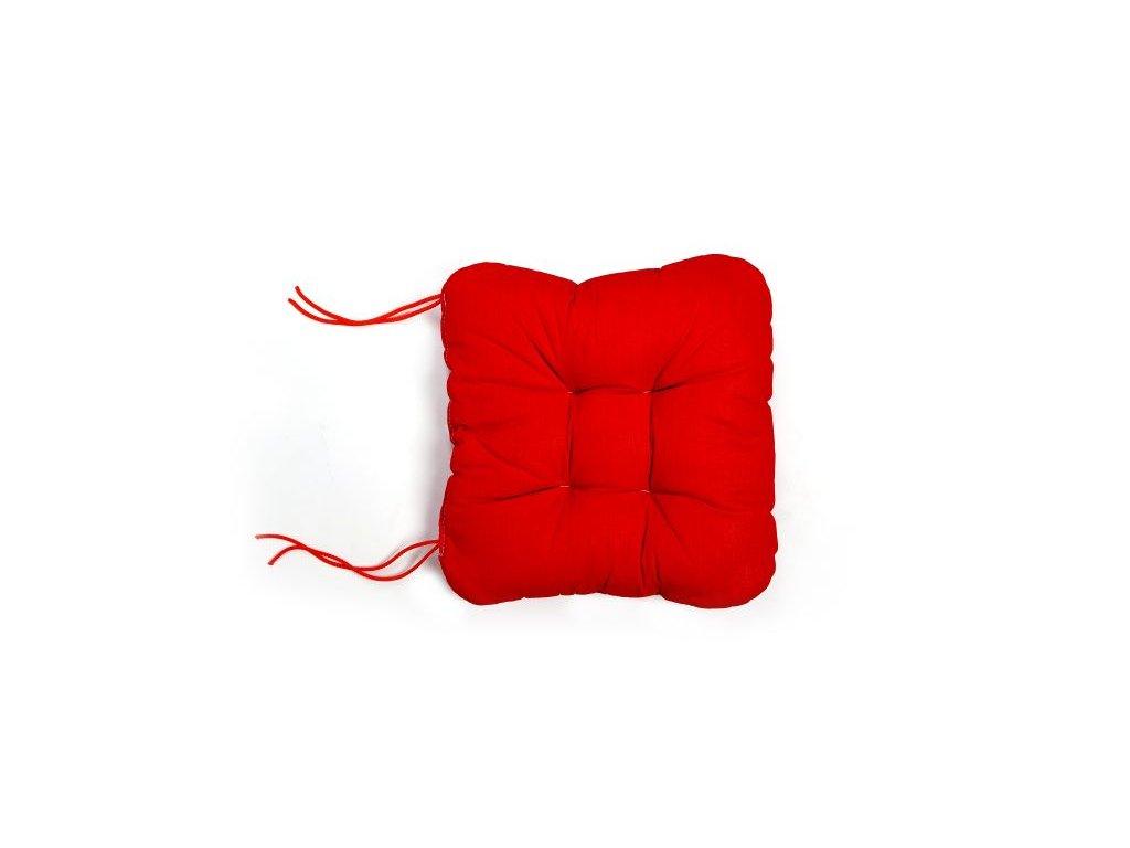 sedák červený