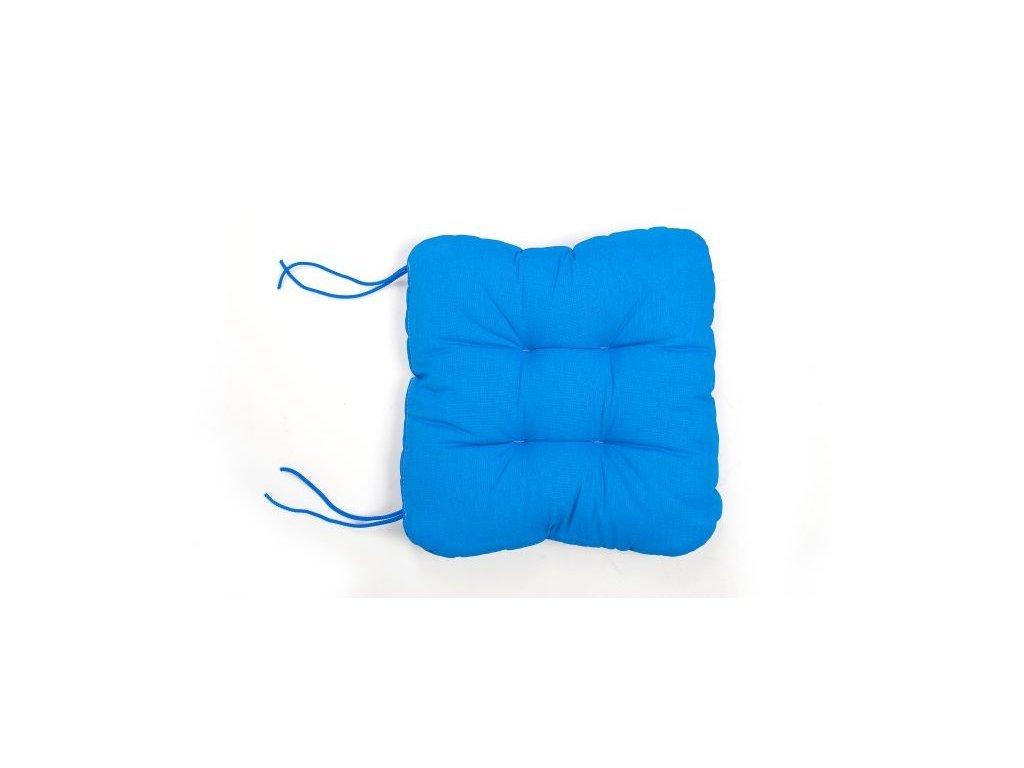 sedák modrý