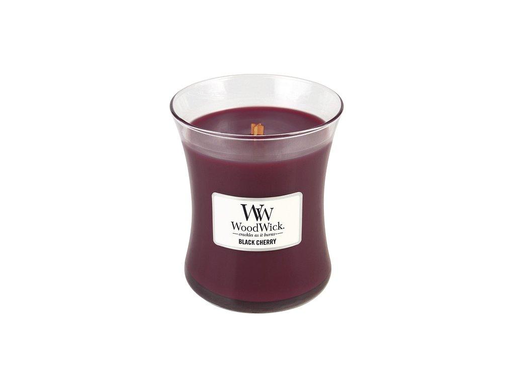 svíčka black cherry 275g