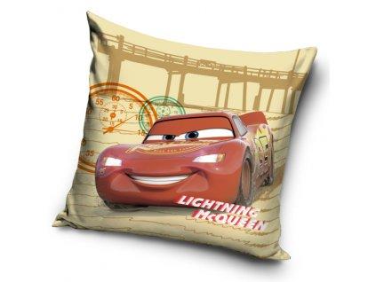 Licenční povlak s motivem Cars, McQueen - 40x40