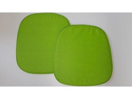 Sedák na židli 39x37 - Jarní zelená
