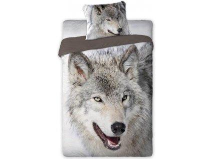 wolf dekbed 140 x 240