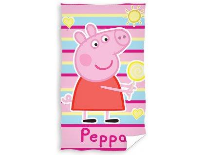 p410501 detsky rucnik prasatko peppa 30x50 pp182059 1 1 286248