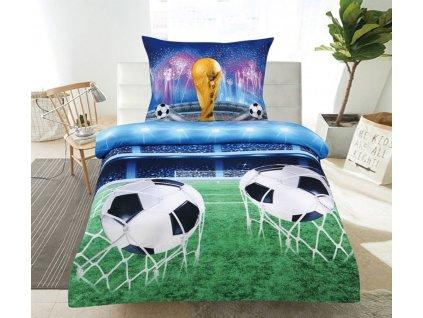 3D povlečení - Fotbal FIFA