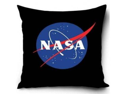 Povlak na polštář NASA černý - 40x40