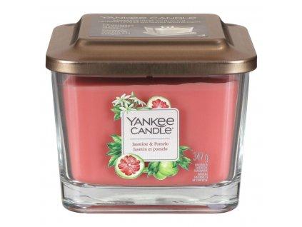 yankee candle 1630536e jasmine and pomelo medium elevation candle 02