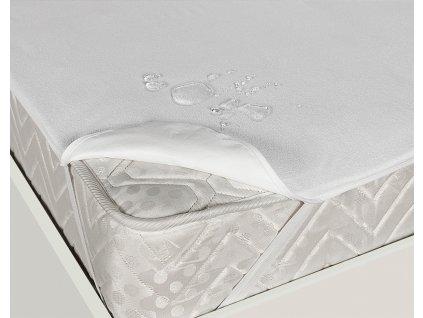 Matracový chránič nepropustný 180x200 s PVC zátěrkou