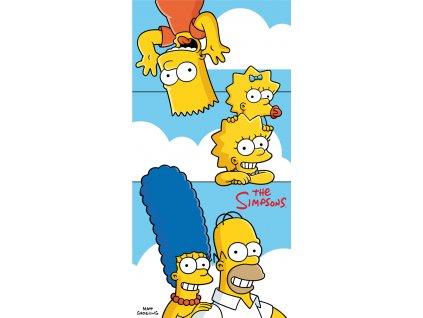 osuška Simpsonovi