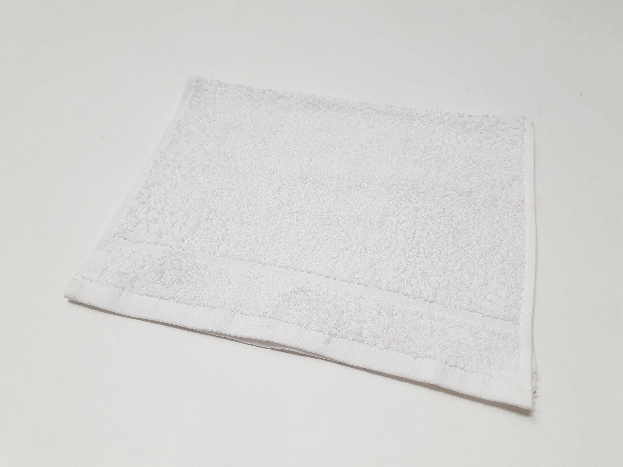 Froté ručník 30x50 - Bílý