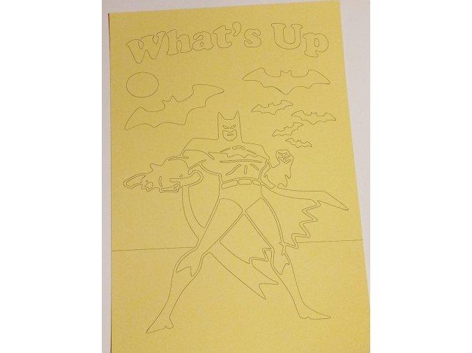 Šablona Batman 2