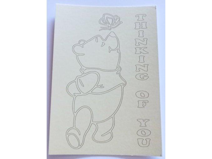 Šablona Medvídek PÚ 4