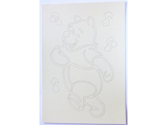 Šablona Medvídek PÚ 9
