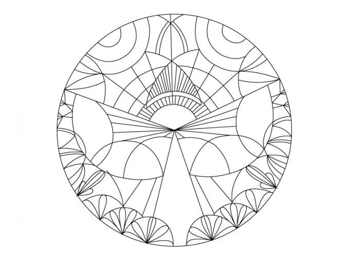 Mandala 0419