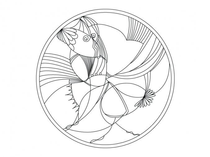 Mandala 0414