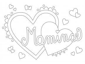 Šablona Mamince
