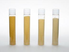 Barevný písek - béžová barva