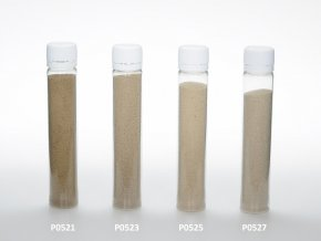 Barevný písek - písková barva