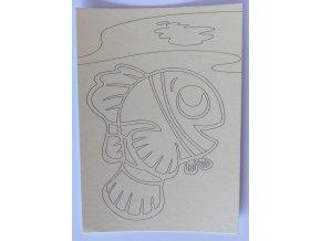 Šablona Hledá se Nemo 3