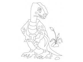 Dinosaurus Tyranosaurus Rex